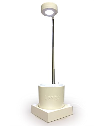 Leafy Desktop Hydroponics Amp Grow Light System Gl301w