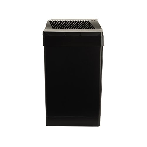 AIRCARE 4DTS 300 Variable-Speed Console-Style Evaporative Humidifier, Light Oak, Black Trim by Essick Air (Image #3)