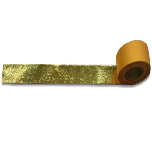Imitation Gold Roll (4'') LOOSE TYPE by L.A. Gold Leaf