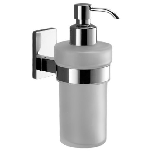 - Gedy 7881-13 Soap Dispenser, 1.04