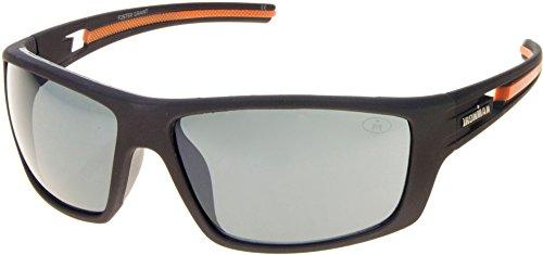 Iron Man Mens Energetic Wrap Sunglasses One Size - 1 Man Sunglasses Iron