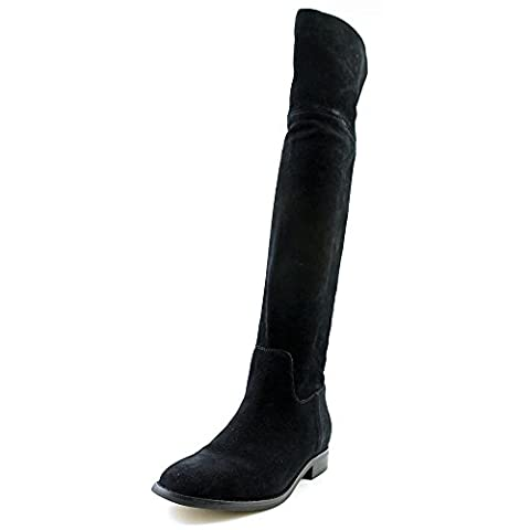 MICHAEL Michael Kors Women's Regina Platform Boot Black 10