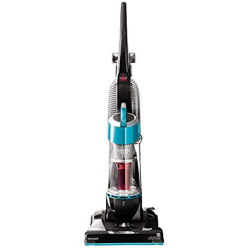 Bissell Cleanview Bagless Upright Vacuum, Teal (Renewed)