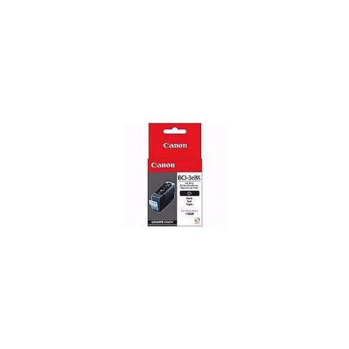 Canon BCI-3eBK (4479A003/4479A249) Black Tank BJC3000/60/00/S400/450 Yield 500 Per ()