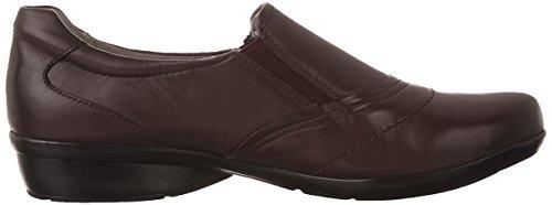 Cordovan Slip on Leather Shoe Women's Naturalizer Clarissa waFXnE