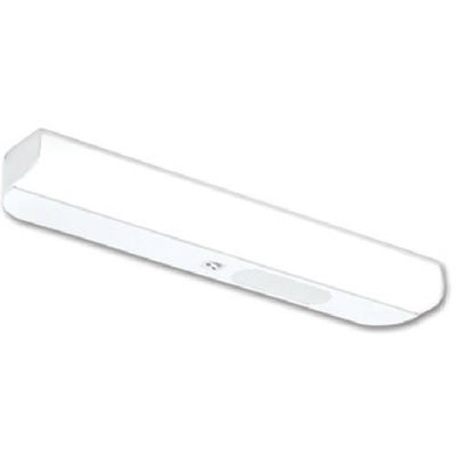 8in Under Cabinet Light - Good Earth Lighting Fluorescent 18-inch Plug in Under Cabinet Light Bar - 15W - Equivalent to a 60W Incandescent Bulb - 3000K Soft White - White