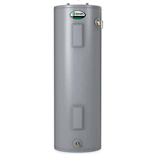 A.O. Smith ENT-50 ProMax High Efficiency Tall Electric Water Heater, 50 gal