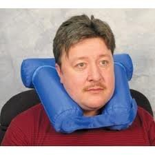 Medic Air Inflatable (Corflex Medic Air Snooze Pillow Blue)