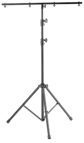 Lighting Stand - Odyssey LTP6 9' Tall Tripod Stand With 4-Bolt T-Bar