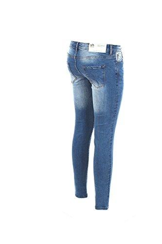 Jeans Denim Sh 28 2018 Rnp18312jews Estate Donna Primavera PgxTP
