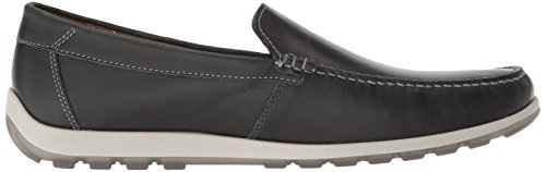 Men's Moccasin Moc DIP Moonless ECCO H7q0fH