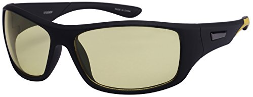 Edge I-Wear Sports Sunglasses with Night Driving Lens - At Wear Sunglasses Night I