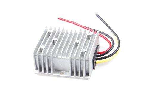 KNACRO 12V 24V (9-30V) To 48V 6A 288W DC-DC Waterproof Boost Converter Automatic Step Up Voltage Regulator Module Car Power Supply Voltage Transformer Input 9-30V with 4 Wires (12V UP TO 48V 6A) by KNACRO (Image #4)