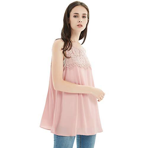 06c084e7b62 MakeMeChic Women s Short Sleeve Sexy Sheer Blouse Mesh Lace Crop Top White  S · Go to amazon.com · Sugar Alice Fashion Women Lace Off Shoulder Casual  Shirt ...