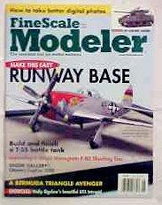 Download FineScale Modeler May 2006 (Make This Easy Runway Base, Vol. 24 No. 5) pdf epub
