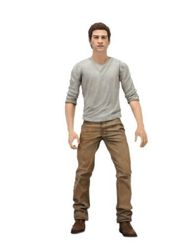 """NECA The Hunger Games Movie """"Gale Hawthorne"""" 7"""" inch Action Figure"""