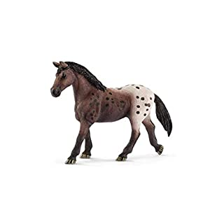 SCHLEICH Horse Club Appaloosa Mare Educational Figurine for Kids Ages 5-12