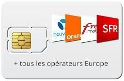carte sim m2m pour alarme Carte Sim pour alarme, M2M, prepayée 300 sms: Amazon.fr: Bricolage