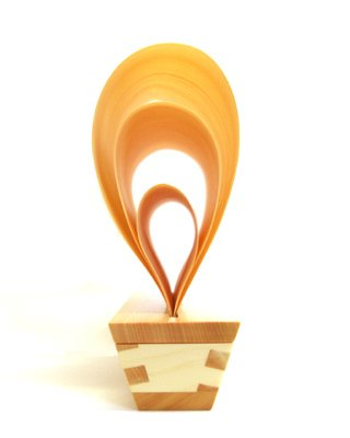 Wooden Mast Eco Humidifier with Natural Water Evaporation