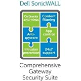 SonicWALL 01-SSC-4838 1yr Comprehensive Gateway Security Suite Bndl For Tz 205 01SSC4838