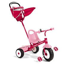 Radio Flyer Pink Canopy Tricycle  sc 1 st  Amazon.com & Amazon.com: Radio Flyer Pink Canopy Tricycle: Toys u0026 Games