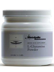 Metabolic Maintenance L-glutamine Powder - 4