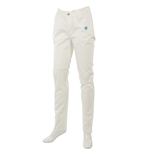 ロサーセン Rosasen パンツ ゴルフウェア レディース M(40) ホワイト(005) 045-75210
