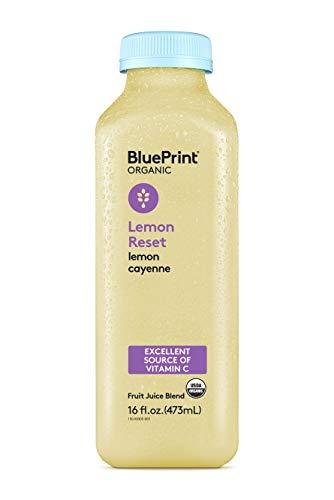 BluePrint Vegetable Juice, Lemon Cayenne Agave Juice , 16 oz