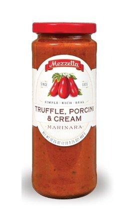 Mezzetta Marinara Truffle , Porcini & Cream, Pack of 1