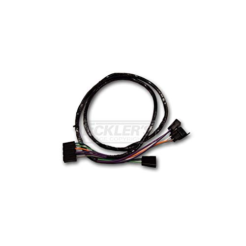 Eckler's Premier Quality Products 50205409 Chevelle Center Console Extension Wiring Harness For Cars With Automatic Transmission ()
