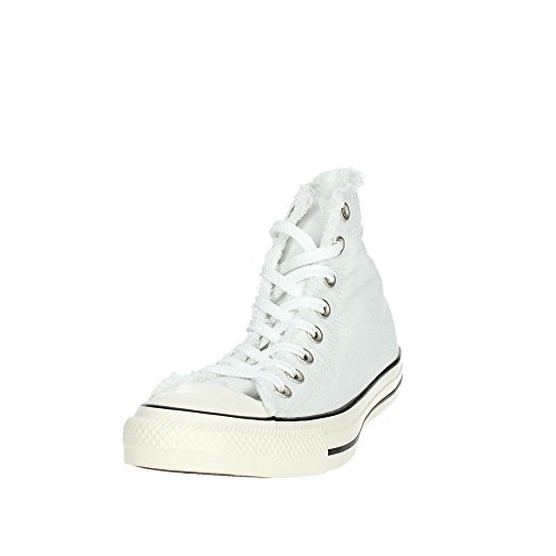Ctas Scarpe Converse 161016C bianco Hi Unisex Sneakers Alte WrWc1nvU