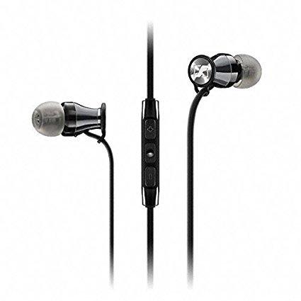 Sennheiser HD1 In-Ear Headphones (iOS version) - Black