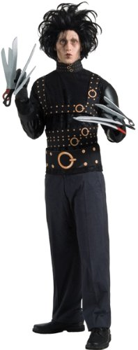 Edward Scissorhands Adult Costume - Standard]()