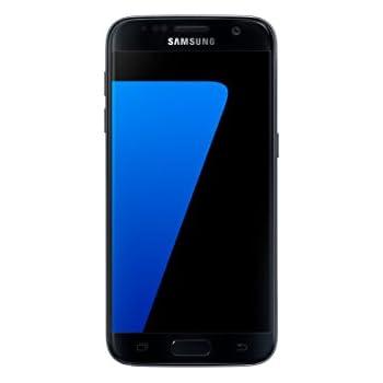 Samsung Galaxy S7 SM-G930F 32GB Factory Unlocked 4G/LTE Single Sim Smartphone (Black Onyx)