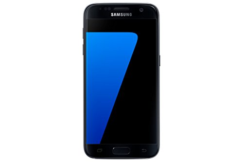 Samsung Galaxy S7 SM-G930F 32GB Factory Unlocked 4G/LTE Single Sim Smartphone (Black Onyx)