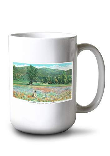 bartlett for america coffee mug - 8