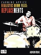 Hudson Music Realistic Fills Volume 1 By Carmine Appice (Carmine Appice Drummer)