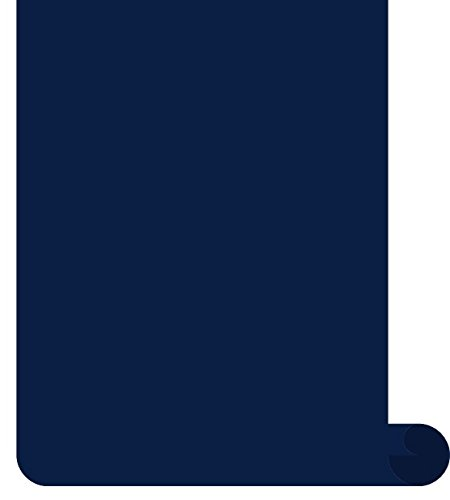 Siser EasyWeed Heat Transfer Vinyl HTV for T-Shirts 12 Inches by 3 Feet Roll (Navy Blue)
