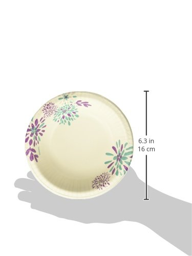 Large Product Image of Dixie Everyday Paper Bowls, 10 Ounces, 324 Count (9 Packs of 36 Bowls); Designs May Vary