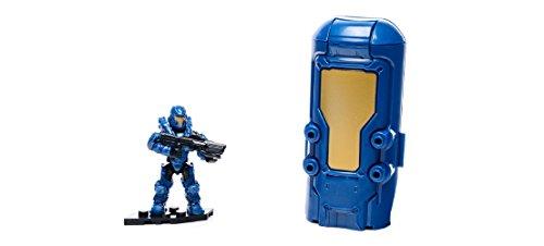 Mega Construx Halo Cryotube Action Figure (23 Piece), Metallic -