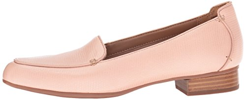 Clarks Women's Keesha Luca Slip-on Loafer, Dusty Pink Leather, 8.5 W US by CLARKS (Image #5)