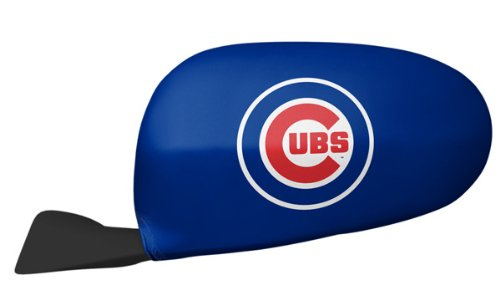 MLB Chicago Cubs Car Mirror Cover (Small)