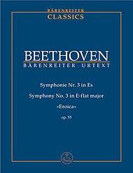 Sinfonie Nr. 3 Es-Dur Op. 55 ?Eroica?. Symphony No. 3 in E-Flat Major Eroica Op. 55