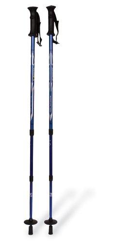 Mountainsmith Rhyolite 6061 Trekking Poles, Blue, Outdoor Stuffs