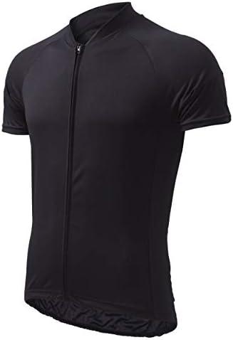 [スポンサー プロダクト]ウェルクルズ(Wellcls) サイクルジャージ 半袖 サイクルウェア メンズ 自転車 ロードバイク サイクリング 自転車ウェア ウェア ジャージ シャツ 吸汗速乾 通気性 春夏用 WL-BB055