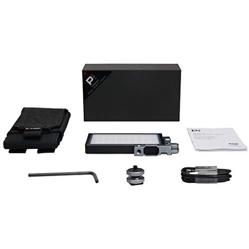 TADAMI Vlogger Boling P1 Handheld RGB led Video Light 2500K-8500K Bi-Color Camera & Photo Accessories (Black) by TADAMI (Image #5)