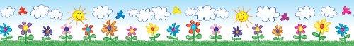 Carson Dellosa Flowers Borders ()