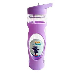 Appu Purple Water Bottle for Kids - 1 Litre Water Bottle - Sip Water Bottle for Kids - Stylish Plastic Water Bottle