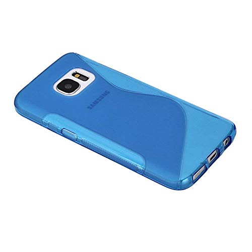Samsung Galaxy S9 Case,Slim Fit S-Line Wave Soft TPU Gel Rubber Silicone Shell Cover for Galaxy S9