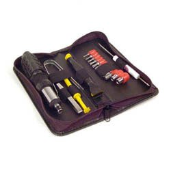 - Belkin 18-Piece Computer Tool Kit with Demagnetized Tools (Black Case)